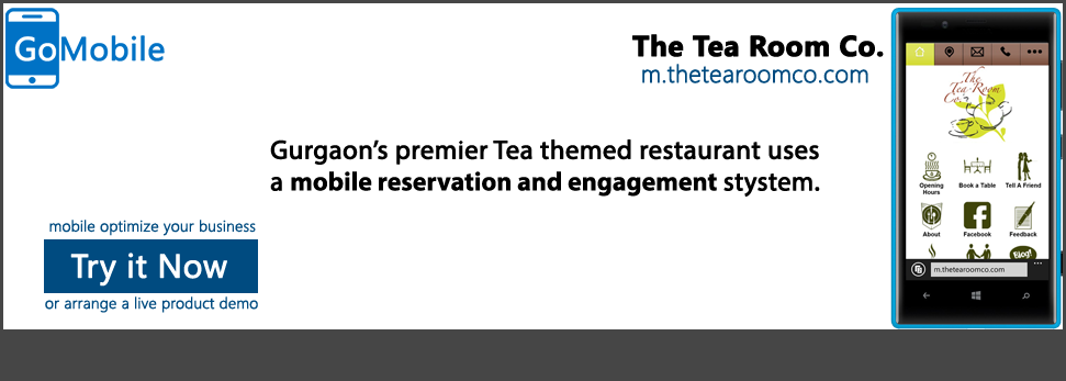 Tea Room Co. discovered mobile solutions that works.